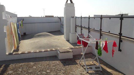 B b il ventaglio parabita italien omd men och prisj mf relse tripadvisor - Terrazza sul tetto ...