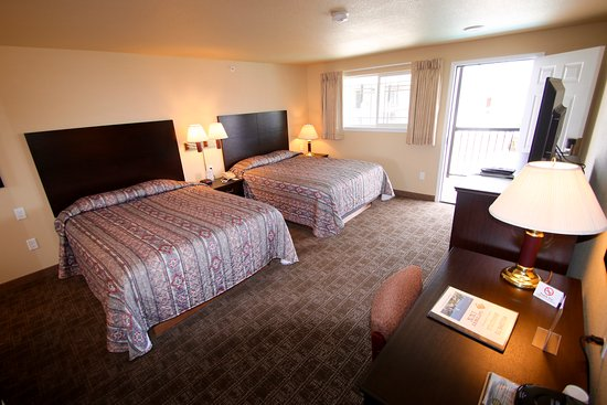 Grangeville, ID: Gateway Inn 2016, New Room 142
