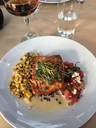 Jenner, CA: Southwest Salmon ~ Wow!! It is beyond description!!
