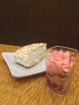 Orillia, Canada: dessert