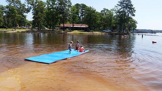 Cypress Black Bayou Park Recreation Area Kids On The Beach At Lake