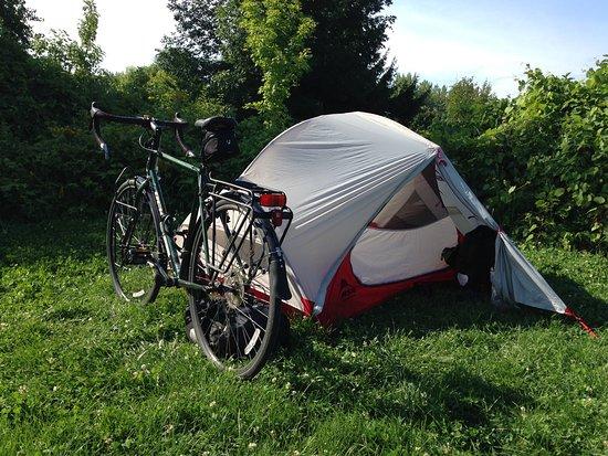 Boucherville, Canadá: Bienvenue cyclistes
