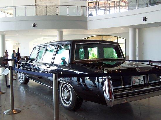 Simi Valley, كاليفورنيا: Reagan's Limousine