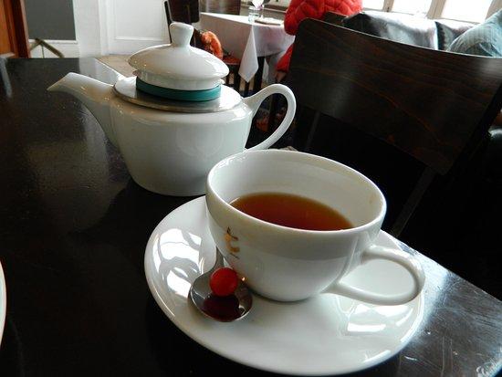 Devonport, New Zealand: My tea!