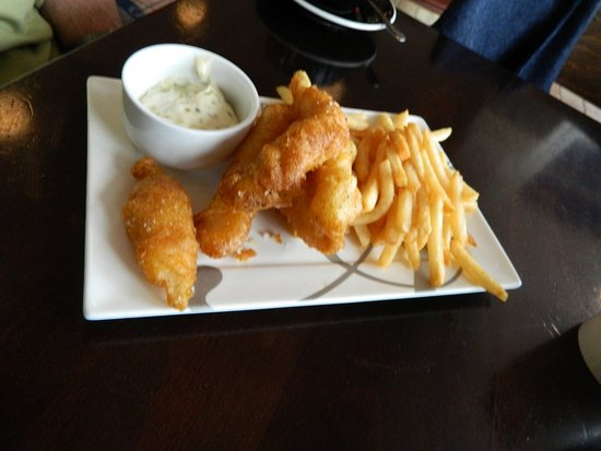 Devonport, Nya Zeeland: Fish & chips