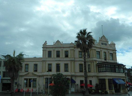 Devonport, Selandia Baru: The Esplanade Hotel