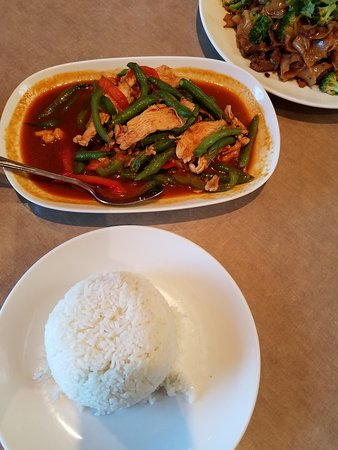 Arawan thai cuisine asian restaurant 700 se 160th ave for Arawan thai cuisine menu