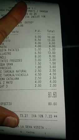 Prats I Sansor, Spanyol: TA_IMG_20160822_231646_large.jpg