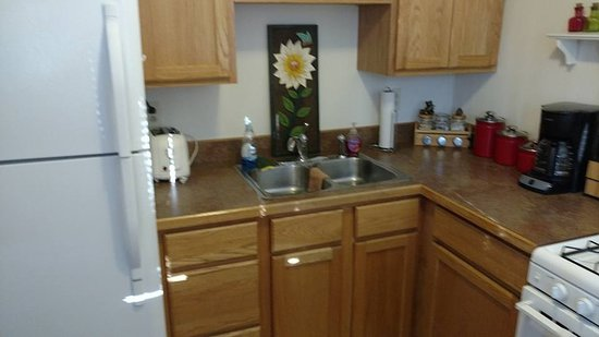 Greybull, WY: Kitchen