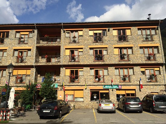 La Cortinada, Andorra: Hotel Antic