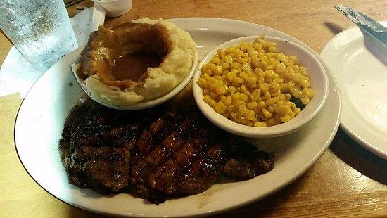 Harvey, LA: Ribeye steak that was flavorful!