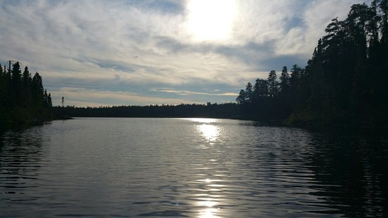 Chapleau, แคนาดา: 20160808_190251_large.jpg