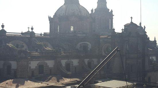Hostel Mundo Joven Catedral: Excelente vista! Muy buen lugar!