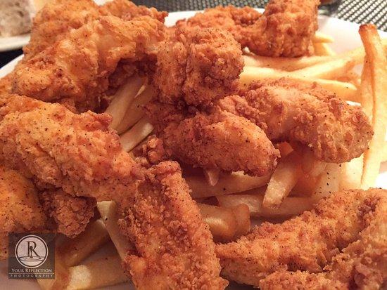 Conroe, Техас: Cajun Chicken Tenders