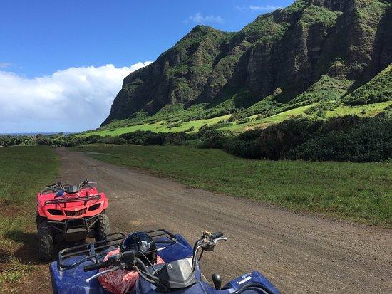 Kaneohe, Hawaï: ATV 2 Hr Tour - Kualoa Ranch