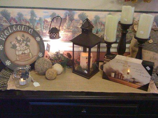Ladysmith, WI: Gift Shop @ Village Parlor