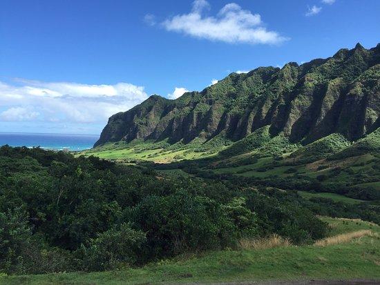 Kaneohe, Hawaï: Scenery from the ATV 2 Hr Tour - Kualoa Ranch