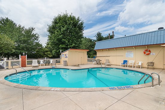 New Cumberland, Pensilvania: Outdoor Pool