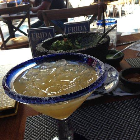Τόρανς, Καλιφόρνια: Cadillac Margarita, lots of ice but still good.