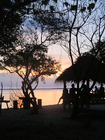 Pondok Windy : Breakfast Nook Sunrise