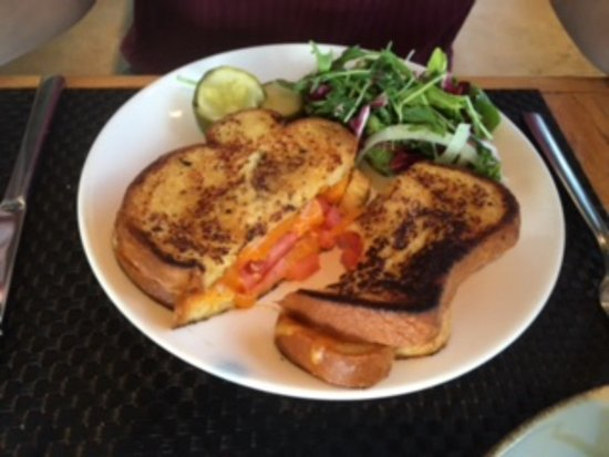 Family Meal : Grilled Cheese