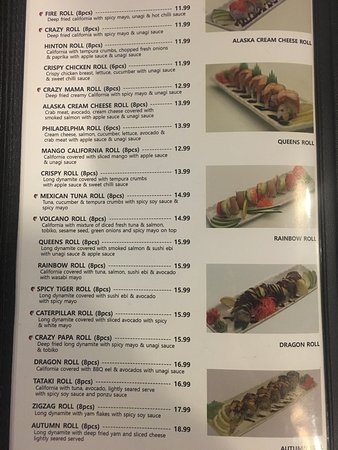 Hinton, Καναδάς: K&L Sushi