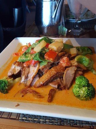 Thai Phoon Restaurant Crystal River Fl