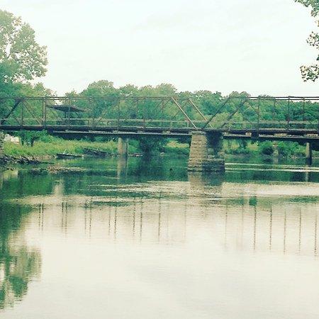 Mount Pleasant, Айова: Beautiful scenery.