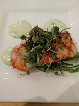 Blackfish Cafe: Salmon