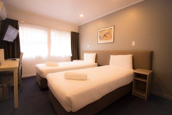 Mount Wellington, Nueva Zelanda: Twin Room