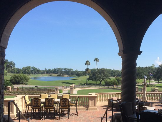 Ponte Vedra Beach, FL: The Terrace at the TPC