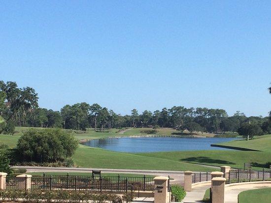 Παραλία Ponte Vedra, Φλόριντα: The 19th hole.