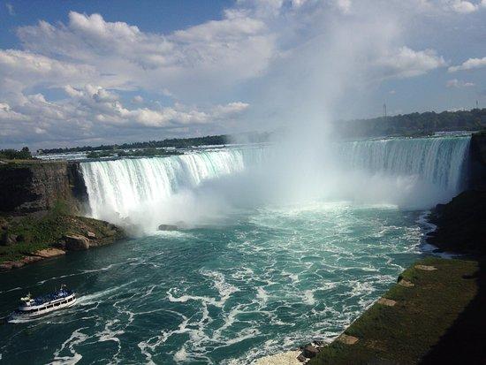 E-Lodge Near the Falls: Canadian Falls