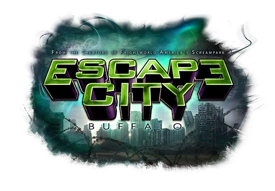 Tonawanda, NY: Escape City Logo