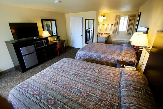 Grangeville, Αϊντάχο: Gateway Inn 2016 New Room 143