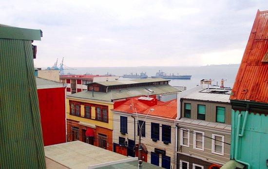 Hostal La Colombina de Valparaiso Photo