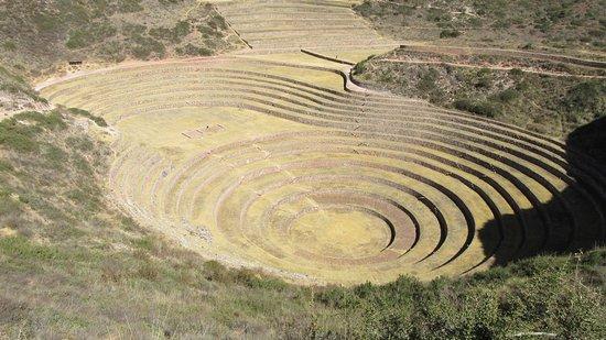 Maras, Peru: Vista