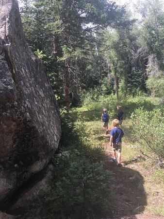 Difficult Creek Trail