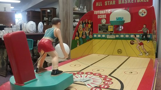 New Market, VA: 1950's All Star Basketball Game