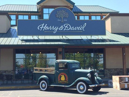 Harry David Tours Medford Oregon