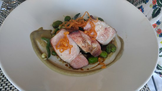 West Kelowna, Canada: pork loin-they only cook til medium well