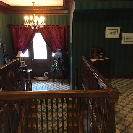 Excelsior Springs, MO: second floor