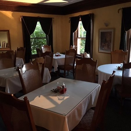 Excelsior Springs, MO: overflow dining room