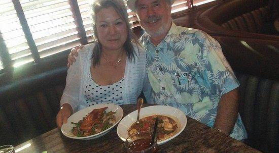 Modesto, كاليفورنيا: Birthday Dinner at BJ Modesto