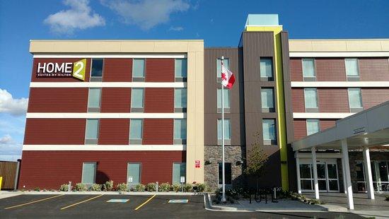 Fort St. John, Kanada: So nice