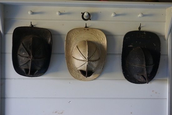 New London, Nueva Hampshire: Fire helmets