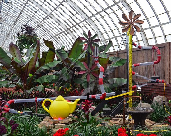 Phipps Conservatory: Summer at the Conservatory