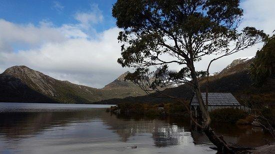 Cradle Mountain-Lake St. Clair National Park, Austrália: 20160815_113244_large.jpg