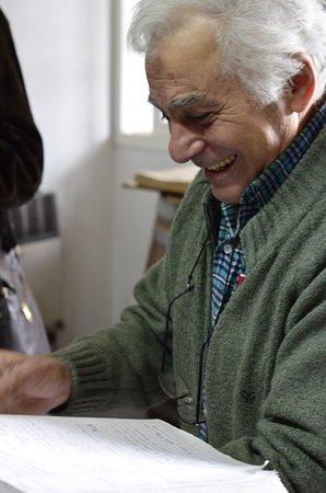 Luján de Cuyo, Argentina: Carmelo Patti