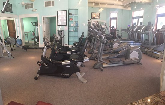 Paradise Fitness in Carillon Beach